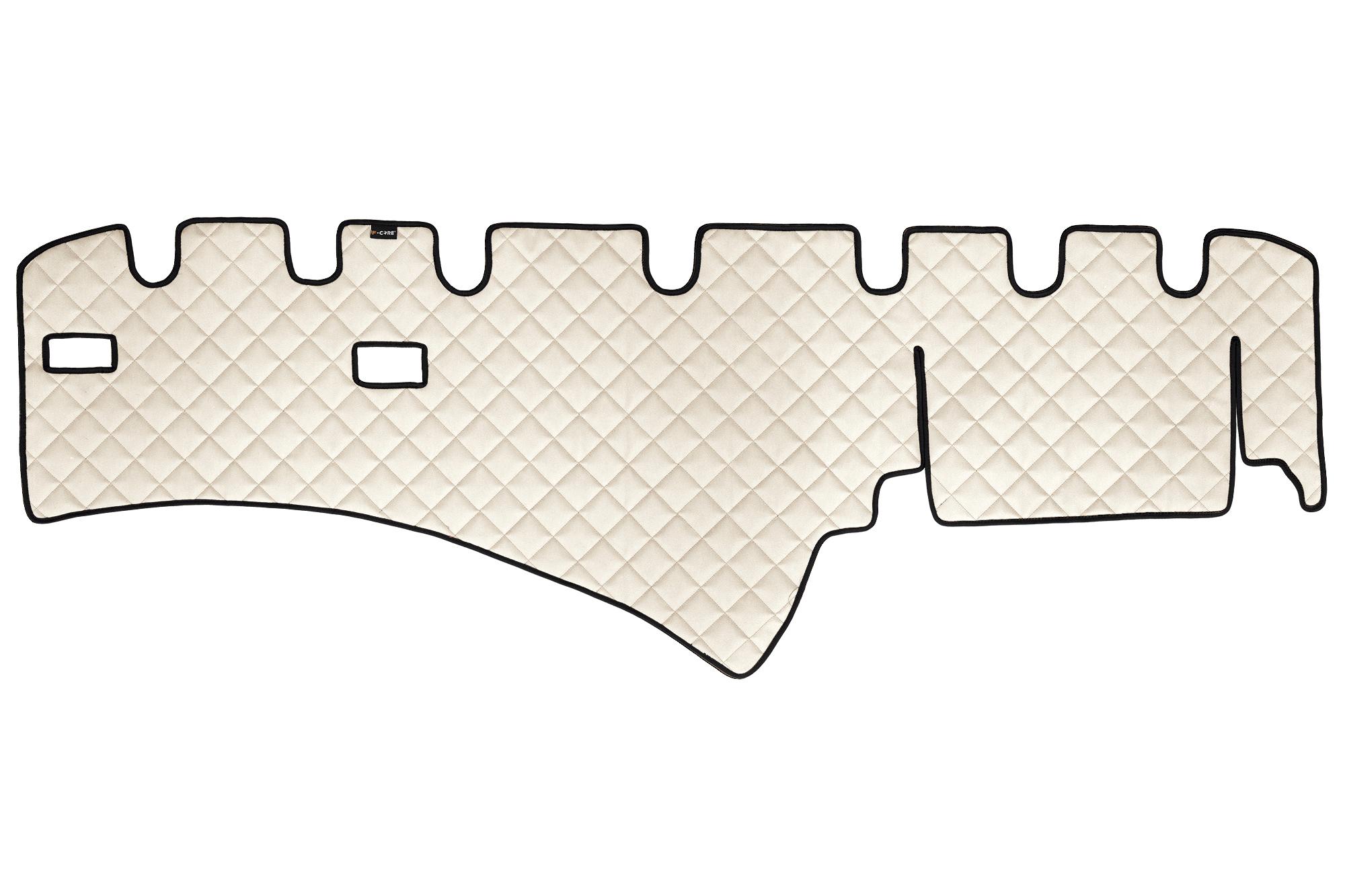 fd01, le tapis pour le tableau de bord - elegance, scania seria r